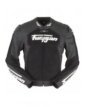 Furygan Speed Mesh Leather Motorcycle Jacket