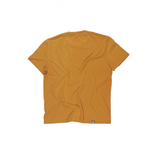 Furygan T Shirt Team Fury Yellow