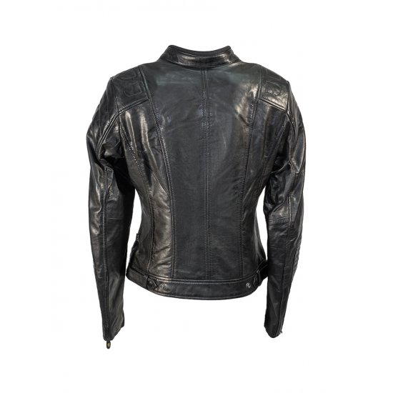 Richa Lausanne Leather Motorcycle Jacket Free Uk