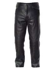 JTS Plain Leather Jean