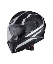 Drift Flux Motorcycle Helmet Anthracite
