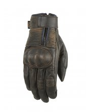 Furygan James D30 Motorcycle Gloves Brown