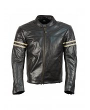 Richa Lincoln Leather Motorcycle Jacket