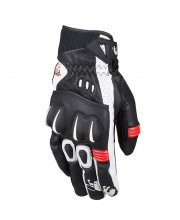 Furygan RG17 Motorcycle Gloves Red