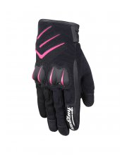 Furygan Delta Lady Motorcycle Gloves Pink