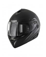 Shark Openline Dual Motorcycle Helmet Matt Black