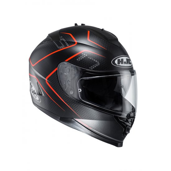 HJC IS-17 Lank Motorcycle Helmet