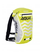 Oxford Aqua V-20 Extreme Visibility Back Pack Yellow