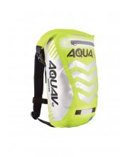 Oxford Aqua V-12 Extreme Visibility Back Pack Yellow