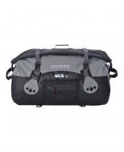 Oxford Aqua T-70 All-Weather Roll Bag Black