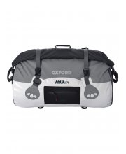Oxford Aqua T-70 All-Weather Roll Bag White