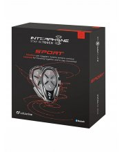 Interphone Sport Twin Bluetooth Motorcycle Headset