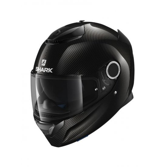 Shark Spartan Carbon Skin Motorcycle Helmet Black