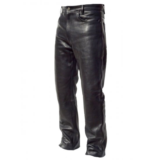 JTS Diesel Leather Jeans