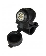 Oxford USB Dual Socket Motorcycle Power Accessory