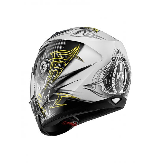 Shark Ridill Finks Motorcycle Helmet