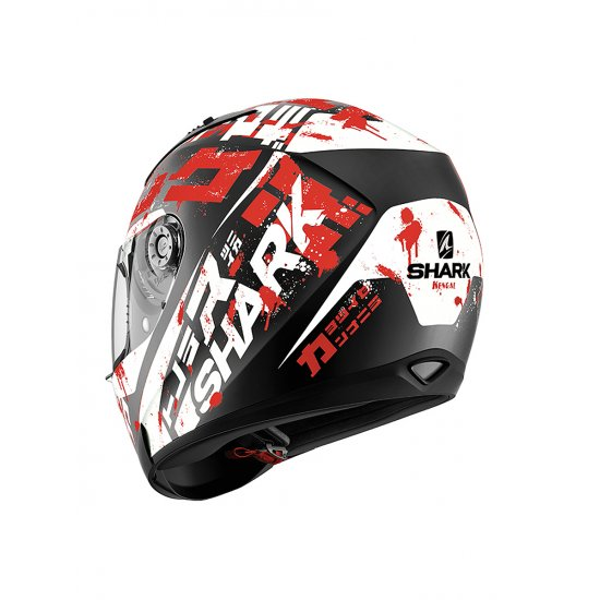 Shark Ridill Kengal Motorcycle Helmet