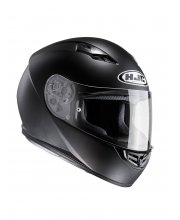 HJC CS-15 Plain Motorcycle Helmet