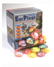 Oxford Essential Anti-Noise Ear Plugs (2 Pack)