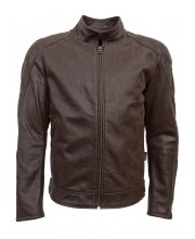 JTS Hudson Leather Motorcycle Jacket