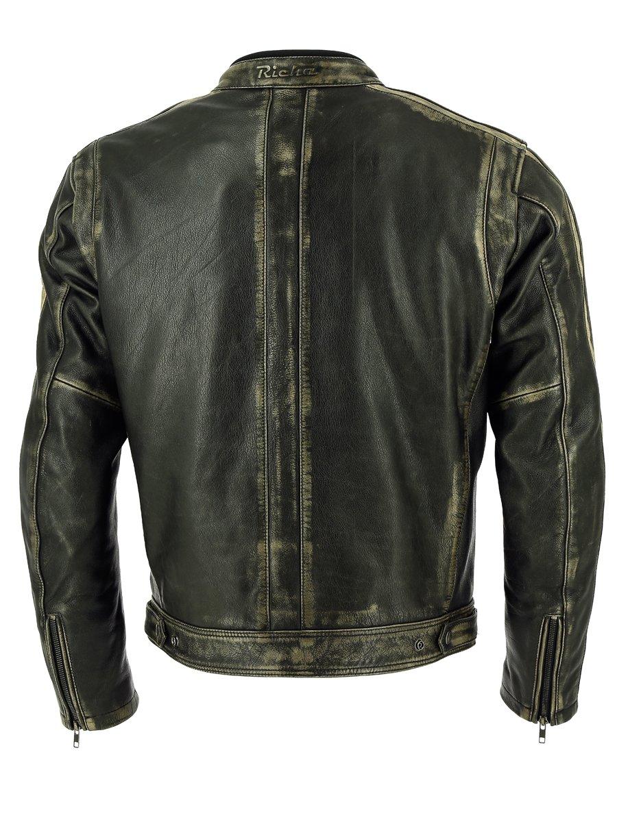 Richa Goodwood Leather Motorcycle Jacket Free Uk
