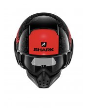 Shark Raw/Drak Tribute Motorcycle Helmet