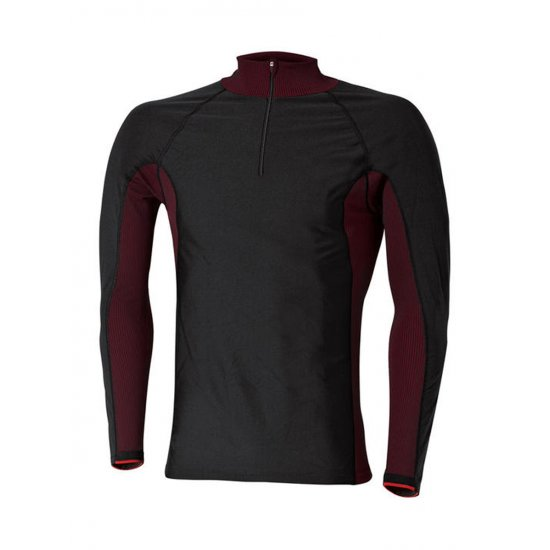 Held Windblocker Skin Long Sleeve Zip Top Art 9377