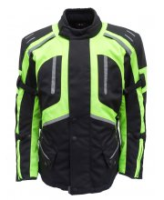 JTS Explorer Waterproof Textile Motorcycle Jacket at JTS Biker Clothing