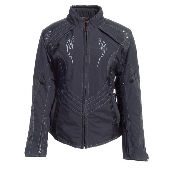 JTS Bella Evo Ladies Textile Motorcycle Jacket