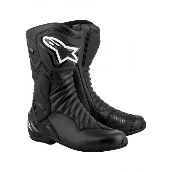 Alpinestars SMX-6 v2 Gore-Tex Waterproof Motorcycle Boots
