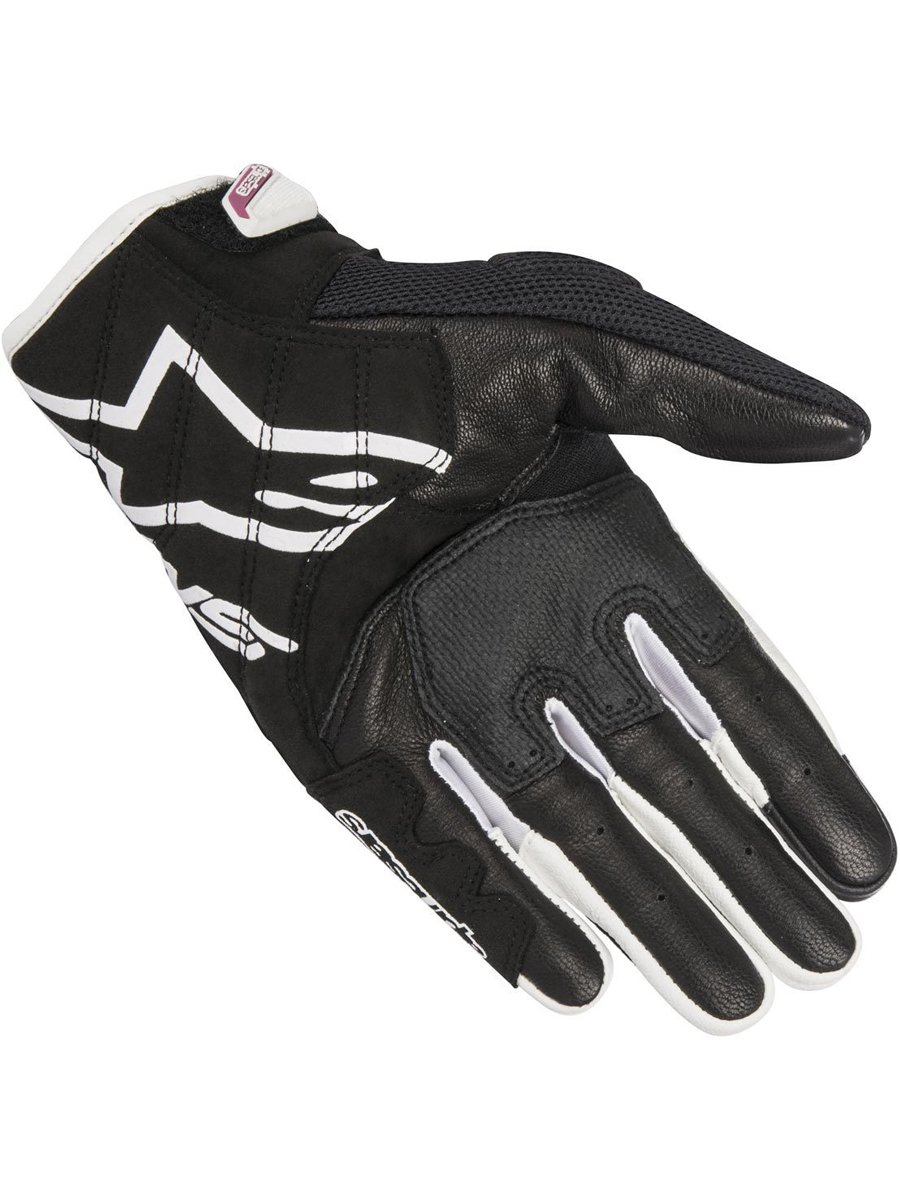 Motorcycle gloves pink - Alpinestars Stella Smx 2 Air Carbon V2 Ladies Motorcycle Gloves