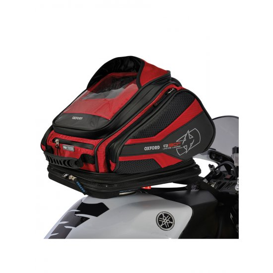 Oxford Lifetime Q30R Tank Bag 30L Quick Release
