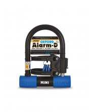 Oxford Alarm-D Mini Alarmed Motorcycle U Lock