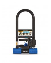 Oxford Alarm-D Max Alarmed Motorcycle U Lock