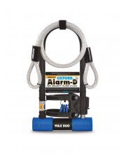 Oxford Alarm-D Max Duo Alarmed Motorcycle U Lock