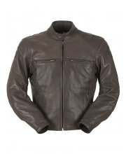 Furygan Vince Hunt Leather Motorcycle Jacket