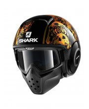 Shark Raw/Drak Sanctus Motorcycle Helmet