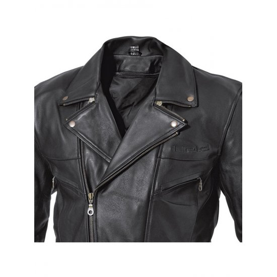 Held Guard Leather Motorcycle Jacket
