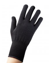 EDZ Merino Wool Liner Gloves Black