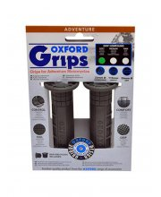 Oxford Adventure Handlebar Grips Firm