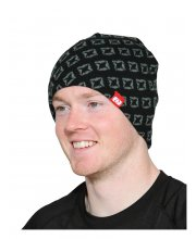Oxford Beanie Thermal Lined Hat Logo