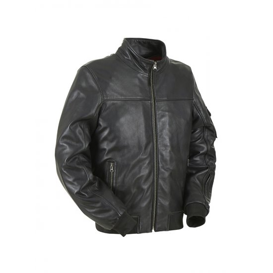 Furygan Freddy Leather Motorcycle Jacket