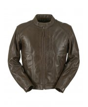 Furygan Bronson Leather Motorcycle Jacket