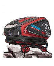 Oxford Lifetime X30 Tailpack Red