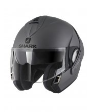 Shark Evoline S3 Blank Motorcycle Helmet