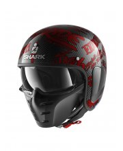 Shark S-Drak Freestyle Cup Motorcycle Helmet