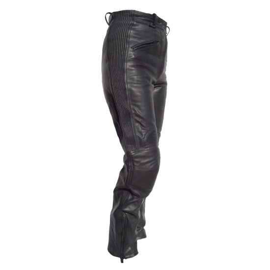 JTS 733 Ladies Leather Trousers