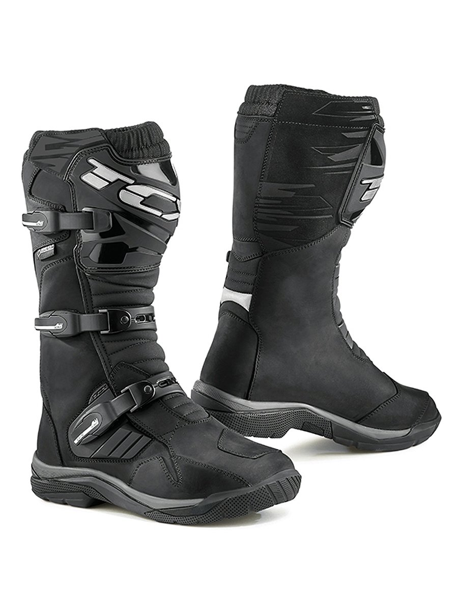 Tcx Baja Gore Tex Motorcycle Boots Free Uk Delivery