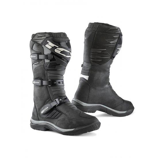 Tcx Baja Waterproof Motorcycle Boots Free Uk Delivery