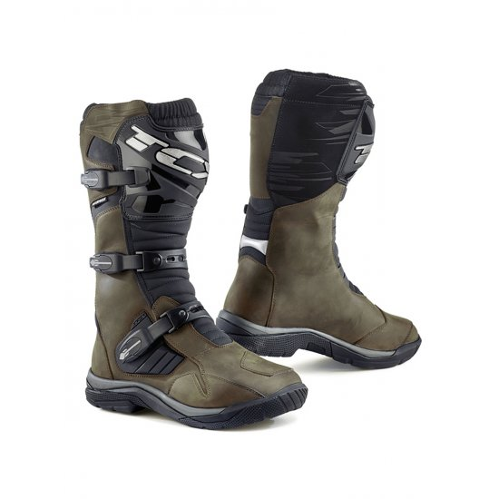 TCX Baja Waterproof Motorcycle Boots